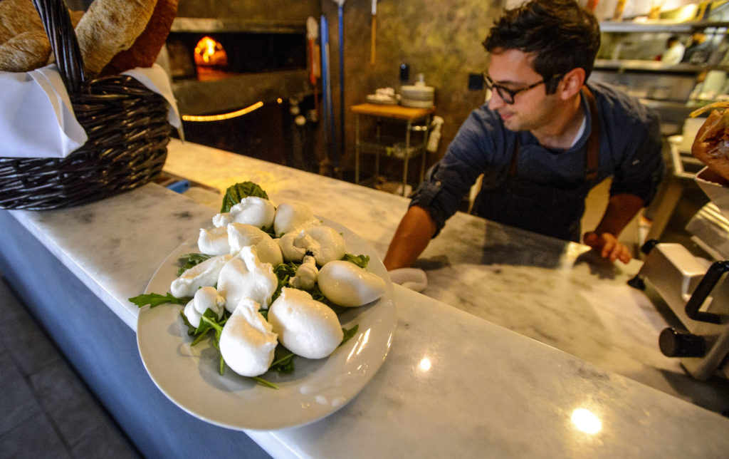 In House Burrata