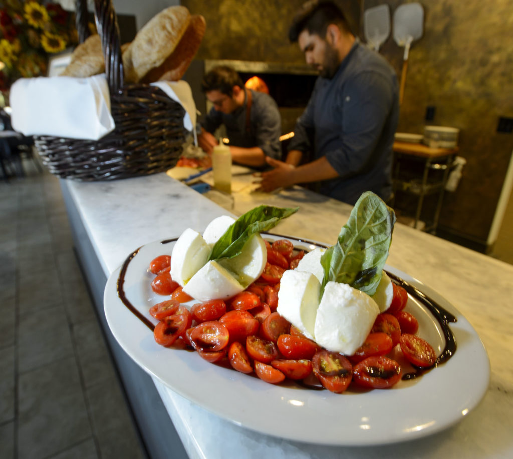 Fresh Burrata Salad